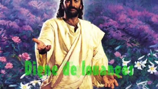 Seigneur je t'aine et je t'adore